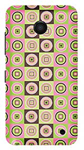 TrilMil Printed Designer Mobile Case Back Cover For Nokia Lumia 530