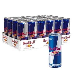 Red Bull Energy Drink - 24/8.3 Oz. - Case Pack of 2