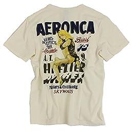 (アヴィレックス)AVIREX HEAVY WEIGHT PIN UP TEE Tシャツ