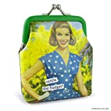Anne Taintor - Budget Coin Purse