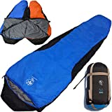 Search : Outdoor Vitals OV-Light 35 Degree 3 Season Mummy Sleeping Bag, Lightweight, Backpacking, Ultra Compactable, Hiking, Camping, 1 Year Limited Warranty