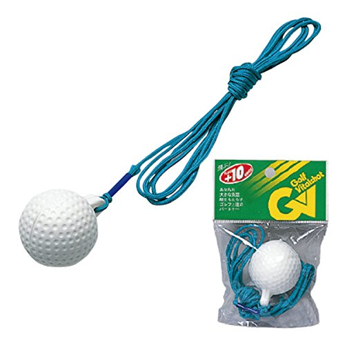 Tabata Spare Practice Golf Ball with string, GV-0277
