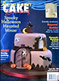 American Cake Decorating September/October 2001 Halloween Cake, Candy, Muffins