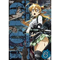 �w���َ��^ HIGHSCHOOL OF THE DEAD 6 [DVD]