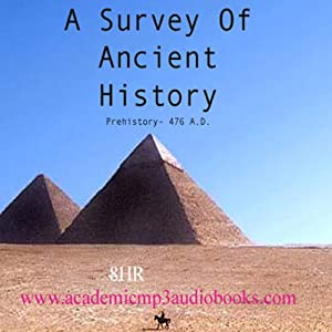 A Survey of Ancient History | [John Pruskin]