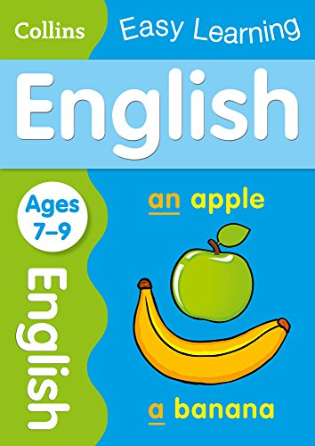 English Ages 7-9 (Collins Easy Learning KS2)