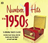 Various Artists Number 1 Hits of the 1950s (fifties 50s)