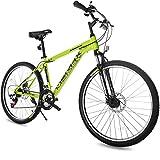 "Merax 26"" Dual Disc Brakes 21 Speed Mountain Bike"