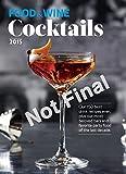 Food & Wine Cocktails 2015