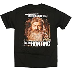 Redneckified Take Them Hunting Duck Dynasty T-Shirt