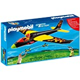 PLAYMOBIL Fire Flyer Plane