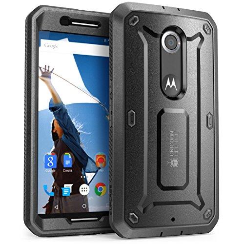 Nexus 6 Case, SUPCASE [Heavy Duty] Belt
