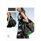 Vogue Patterns V1311 One Size Only Bags