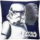 Kissen quadratisch Star Wars Blau