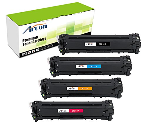 arcon-compatible-toner-cartridge-replacement-for-hp-cf210x-cf211a-cf212a-cf213a-black-cyan-yellow-ma