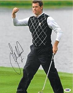 Buy Lee Westwood signed 11X14 Photo 2010 Ryder Cup at Celtic Manor Resort- PSA Hologram - Autographed... by Sports Memorabilia