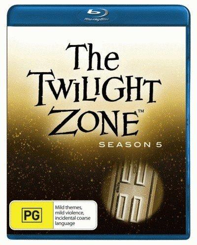The Twilight Zone (Season 5) - 5-Disc Set ( The Twilight Zone: Season 5 ) [ Blu-Ray, Reg.A/B/C Import - Australia ]