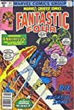 img - for Marvel's Greatest Comics Starring The Fantastic Four (Vol. 1 No. 80, June 1980) (Death In The Negative Zone!) book / textbook / text book