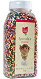 Cake Mate Sprinkles Rainbow 26 Oz