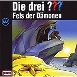 """Die drei ??? Folge 133: Fels der D�monenvon """"Die Drei Fragezeichen"""""""