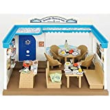 Calico Critters Seaside Restaurant Play Set