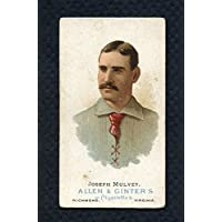 1887 N28 Allen & Ginter Joseph Mulvey Phillies VG-EX 283884 Kit Young Cards