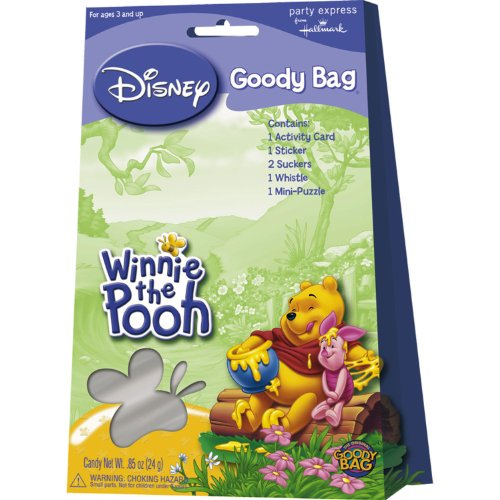 Pooh Friends Goody Bag - Each - 1