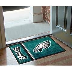 Philadelphia Eagles 20x30 Uniform Inspired Starter Floor Mat (Rug) by Fanmats
