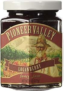 Pioneer Valley Gourmet Loganberry Jam