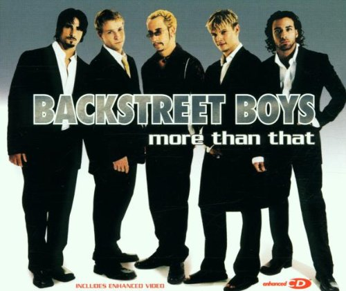 Backstreet Boys - More Than That - Zortam Music
