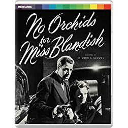 No Orchids For Miss Blandish [Blu-ray]