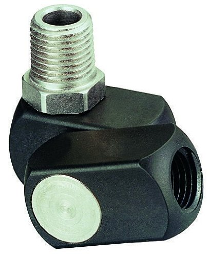 Dynabrade Products DYB94300 Dynaswivel 360-Degree Portable Air Tool Adapter