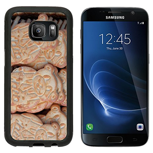 luxlady-premium-samsung-galaxy-s7-aluminum-backplate-bumper-snap-case-biscuits-sweet-bear-cub-foods-