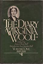 The Diary of Virginia Woolf by Virginia…
