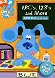 echange, troc Blue's Clues: ABC's 123's & More Dvd Collection [Import USA Zone 1]