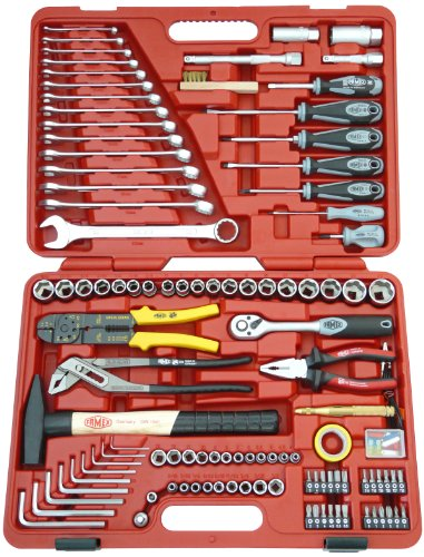 FAMEX Tools  136-20   112-/197 Piece High Class Tool Kit