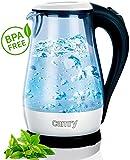 Glas Design Wasserkocher 1