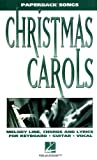 Various CHRISTMAS CAROLS PAPERBACK SONGS PVG