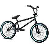 Mongoose Boy's Legion L80 Bicycle, 20-Inch, Black