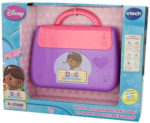 vtech docs write and learn doctor bag