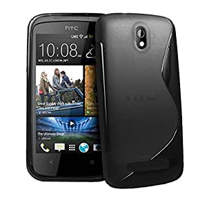 Back Cover FOR HTC Desire 601 (PACK OF 3)