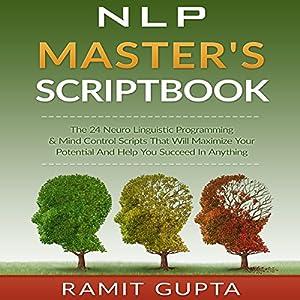 NLP Master's Scriptbook Audiobook
