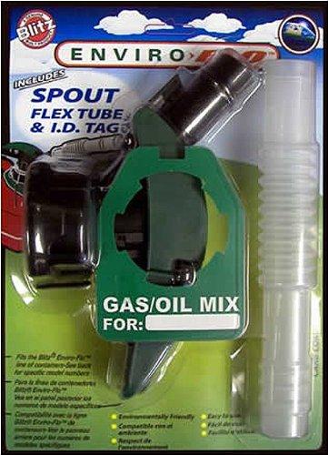 Gas Can Grand Blitz 81101 Enviro Flo Accessory Card