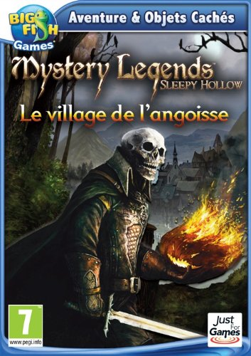 Mystery Legends Sleepy Hollow 1: Le village de l'angoisse - French only
