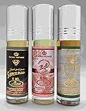 Al-Rehab 6ml Perfume Oils - Bestsellers 31 thru 33 - Superman - Cherry...