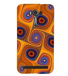 PRINTSWAG PATTERN Designer Back Cover Case for ASUS ZENFONE 2 LASER ZE550KL