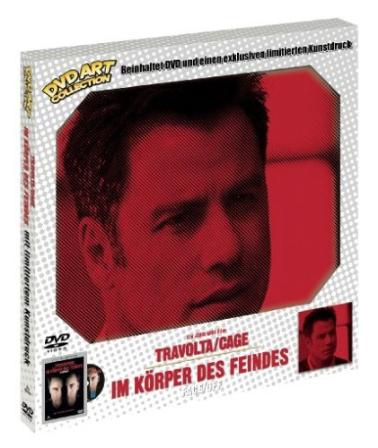 Face/Off - Im Körper des Feindes (DVD Art Collection) [Limited Edition]