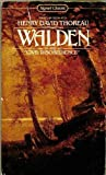 Walden or, Life in the Woods and on the Duty of Civil Disobedience (Signet Classic)