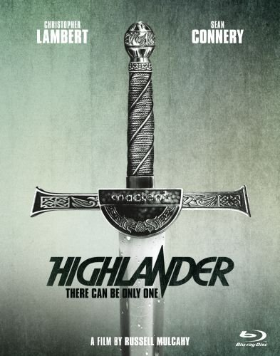 Highlander 1 - Metal-Pack [Blu-ray]