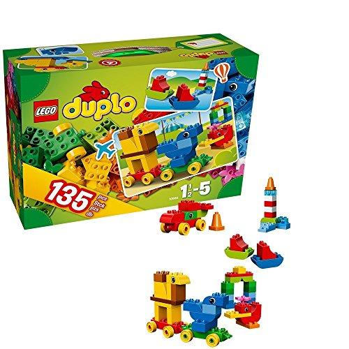 Lego Duplo 10565 - Creative Suitcase [並行輸入品]